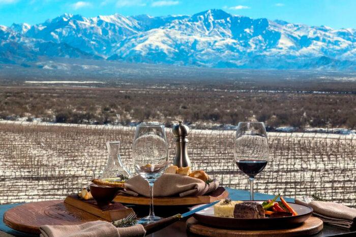 Mendoza con City Tour y Bodegas