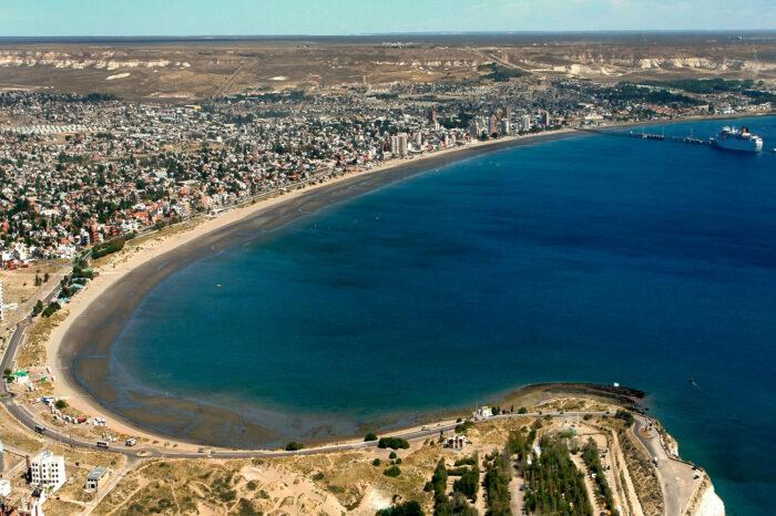 Puerto Madryn Aereo Marzo a Junio